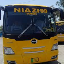 Niazi Express 99 Contact Numbers lahore
