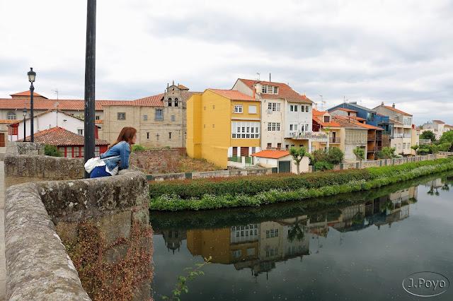 Puente Viejo. Monforte de Lemos