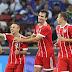 Bayern se recupera da goleada sofrida diante do Milan e derrota o Chelsea na Àsia