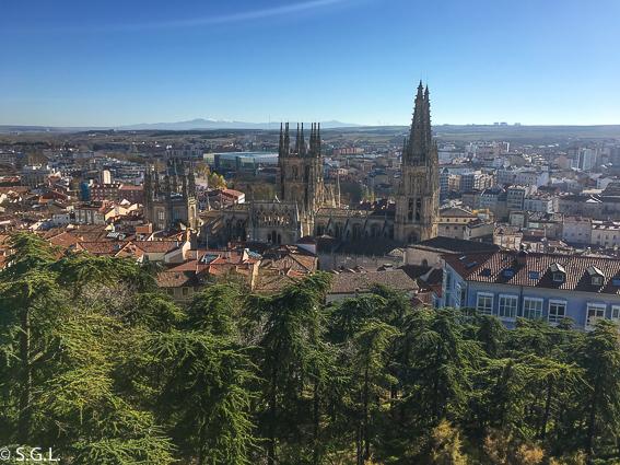 Burgos. Resumen viajero 2016.