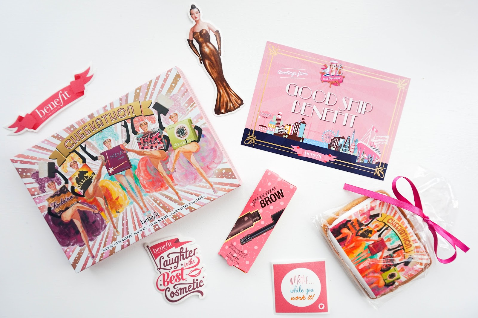 Benefit Cheekathon Palette & Giveaway