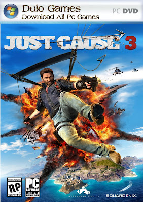 Just Cause 3 PC Game Free Download Full Version