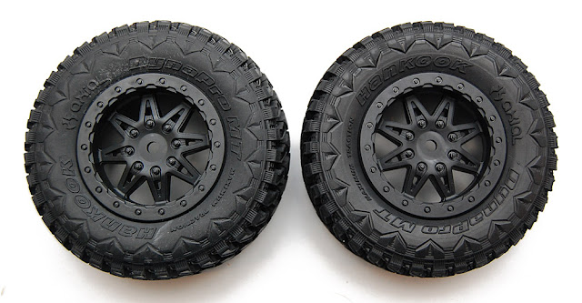 Axial Exo Terra wheels