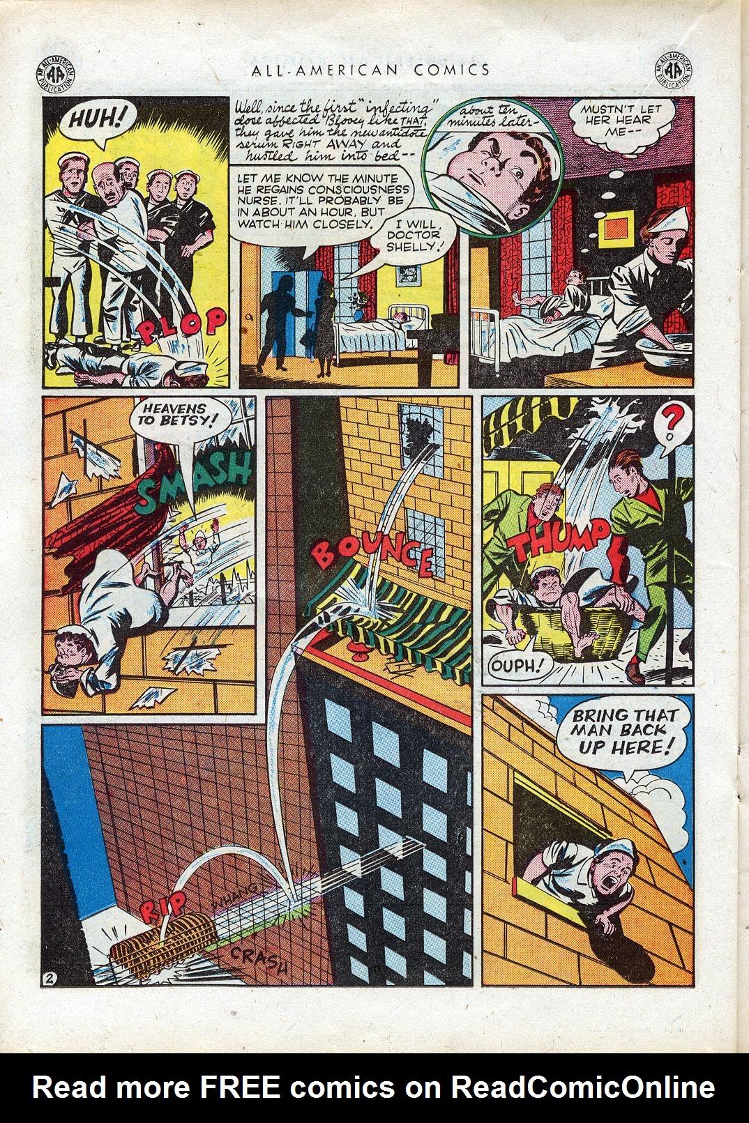 Read online All-American Comics (1939) comic -  Issue #64 - 33