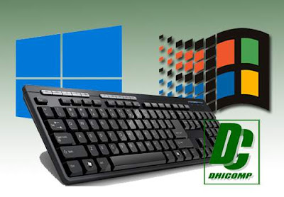 Windows_dan_Keyboard_QWERTY