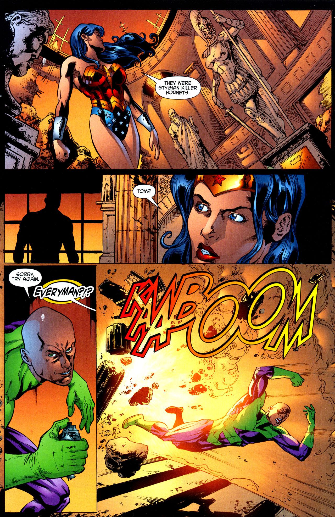 Read online Wonder Woman (2006) comic -  Issue #12 - 11
