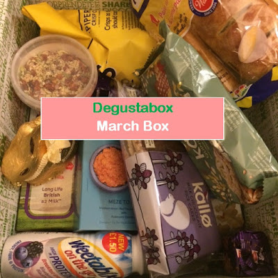 Degustabox, Subscription, Food, Drink,