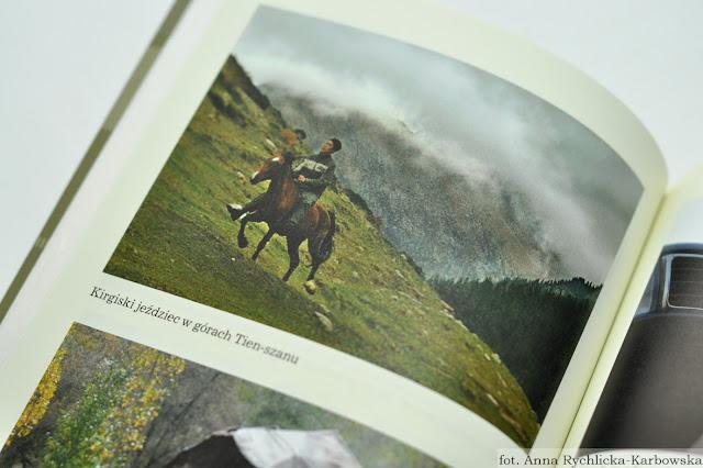 książki o Kirgizji