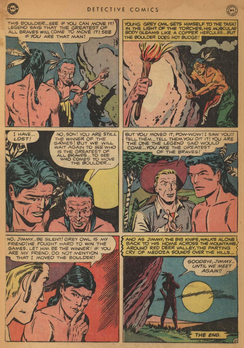 Read online Detective Comics (1937) comic -  Issue #152 - 48
