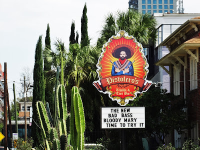Pistolero's - Bad Ass Bloody Mary promotion (toned-down missive)
