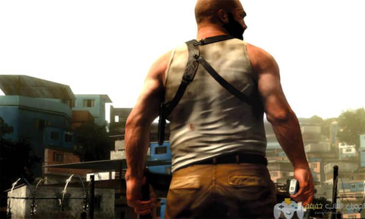 تحميل لعبه 3 Max Payne مضغوطة للكمبيوتر