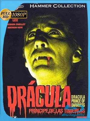 Dracula Principe de las Tinieblas (1966)HD[1080P]latino[GoogleDrive] DizonHD