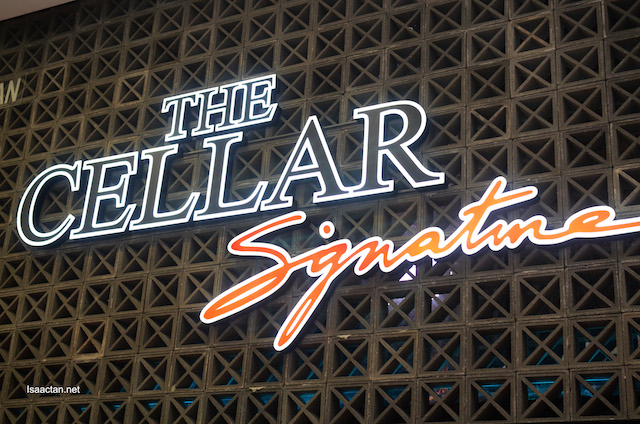 The Cellar Signature @ One City, USJ
