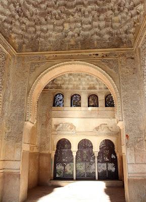 Mirab de la alambra de Granada