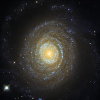 Spiral Galaxy NGC 6753