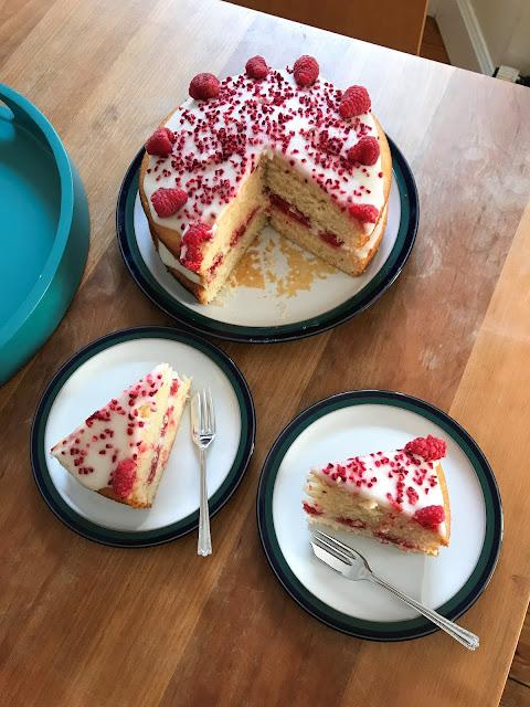Ultra Lemony Lemon Cake [Vegan!], imogen molly blog, www.imogenmolly.co.uk
