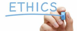 kode etik, kehumasan, etika, profesi
