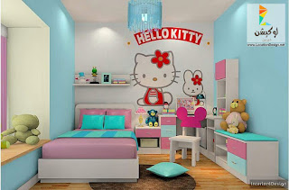 Modern Children's Rooms 10