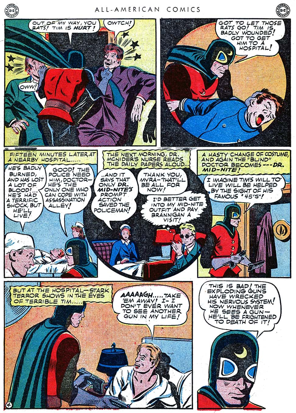 Read online All-American Comics (1939) comic -  Issue #62 - 20