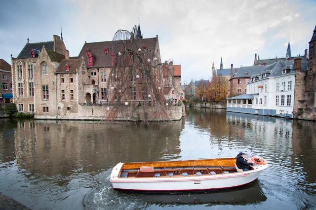 Canali su Dijver-Bruges