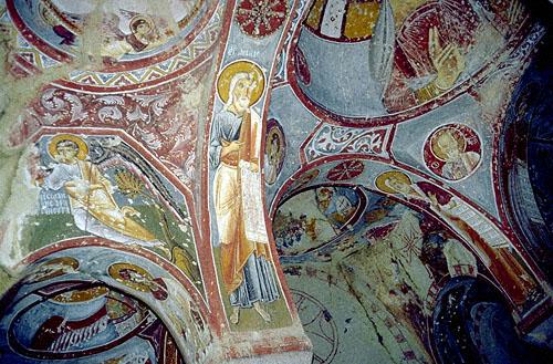 Gereja Kristen Mula-Mula Ditemukan di Turki