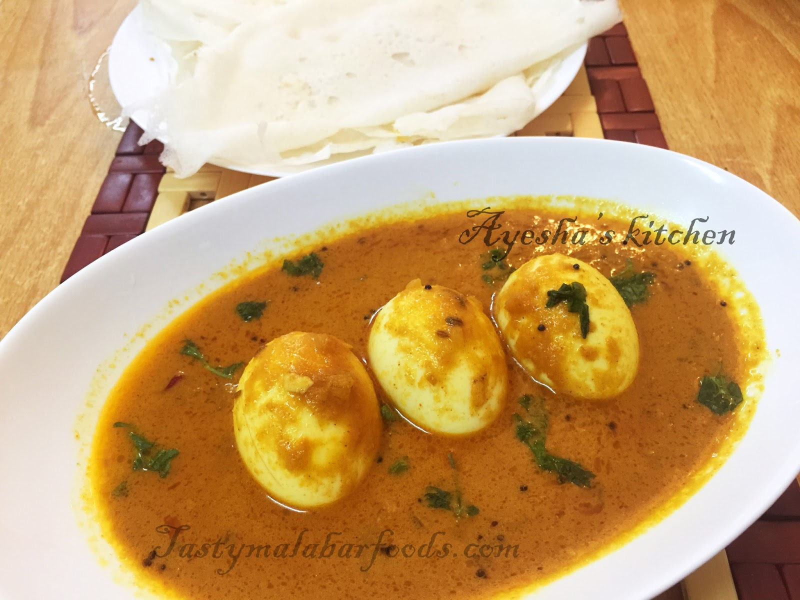 South indian egg curry simple egg curry recipe breakfast curry it tastes very similar to indian chicken curry do enjoy this spicy tasty curry with your favorite meals south indian egg recipes forumfinder Images