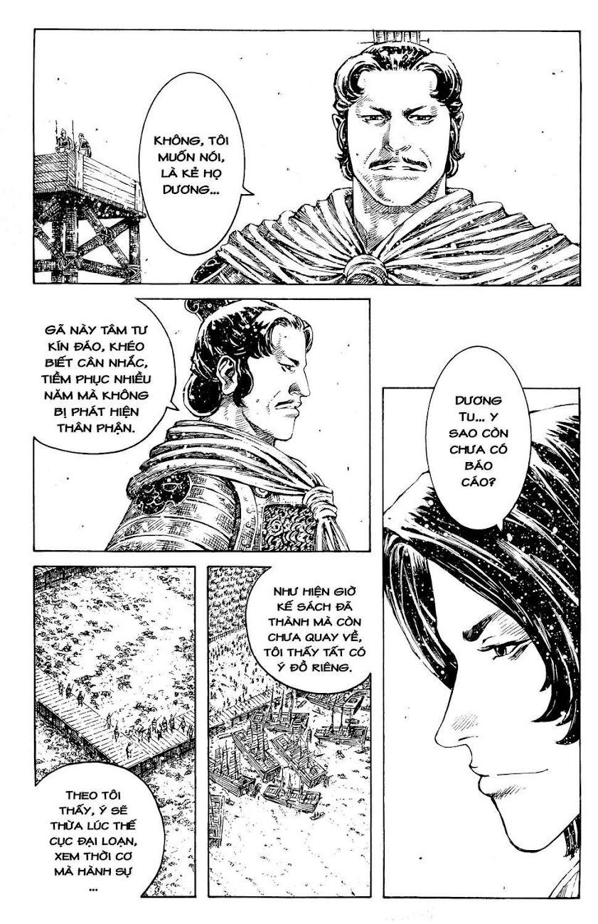 Hỏa phụng liêu nguyên Chương 352: Nhị trí tranh công [Remake] trang 15