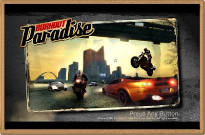 Burnout Paradise Ultimate Games for windows