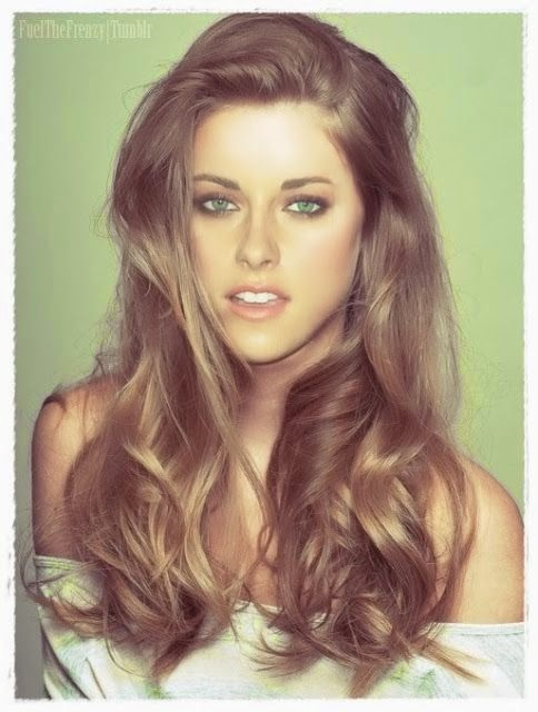 Flattering Light Brown Hair Colors For 2014 | Hairstyles |Hair Ideas |Updos