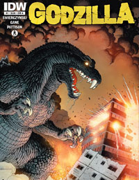 Godzilla (2012)