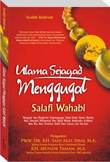 Jual Buku Ulama Sejagad Menggugat Salafi Wahabi | Toko Buku Aswaja Surabaya