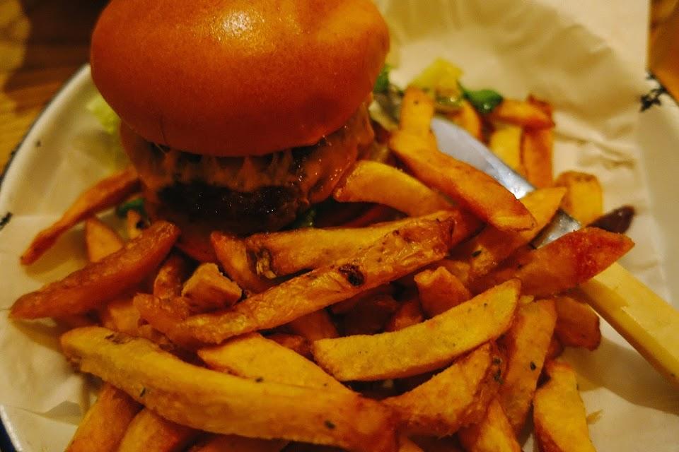オネスト・バーガー(Honest Burgers)
