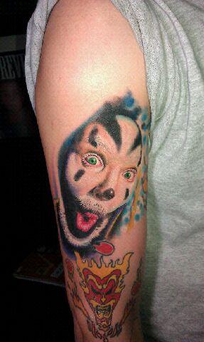 Cool Ink Tattoos Designs Icp Tattoos