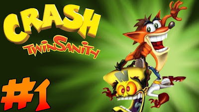 Crash Twinsanity PS2 ISO Download for Android