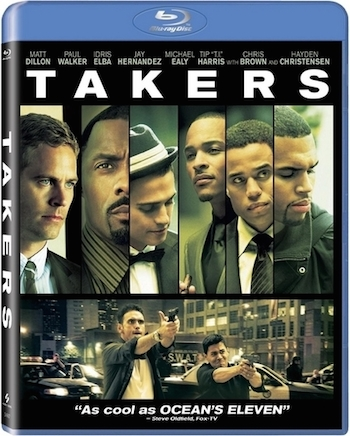 Takers 2010 Dual Audio BluRay Download