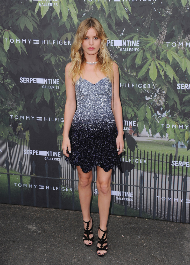 Lily, Kate, Leomie & More at the Serpentine Summer Party 2016