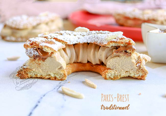 paris brest traditionnel maison