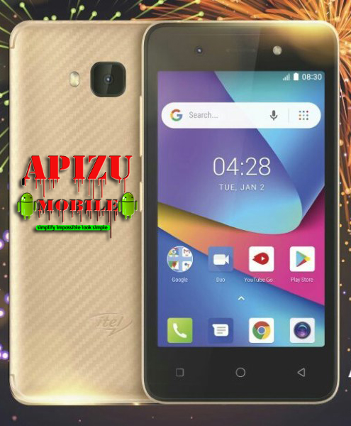 DOWNLOAD ITEL A14S FIRMWARE (FACTORY) fix all error: apizu number