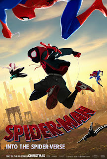 Download Animation Spider-Man Into The Spider-Verse (2018)  - Dunia21