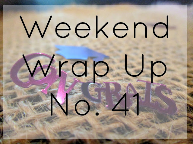 Weekend Wrap Up No. 41 from Courtney's Little Things