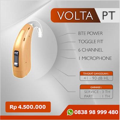 alat bantu dengar Volta PT