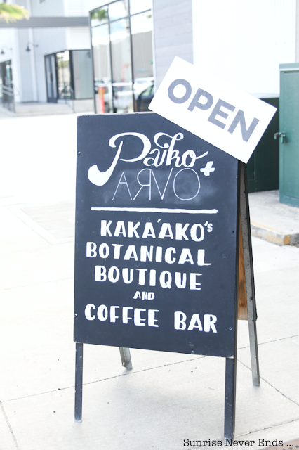 arvo,paiko,hawaii,downtown,honolulu,oahu,city guide, travel guide,flower bar,coffee shop,coffee bar,bonnes adresses,mason rose,sunday supply & co