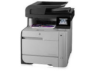 Image HP Color LaserJet Pro MFP M476nw Printer