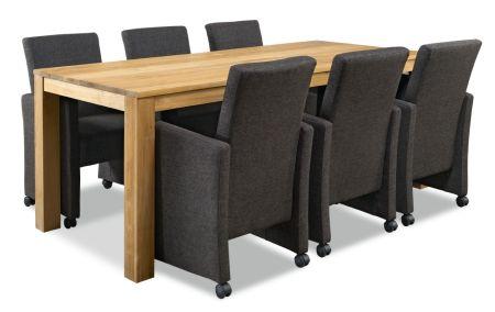 Eetkamerstoelen kopen tips en informatie wonen 2018 for Eettafel stoelen landelijk