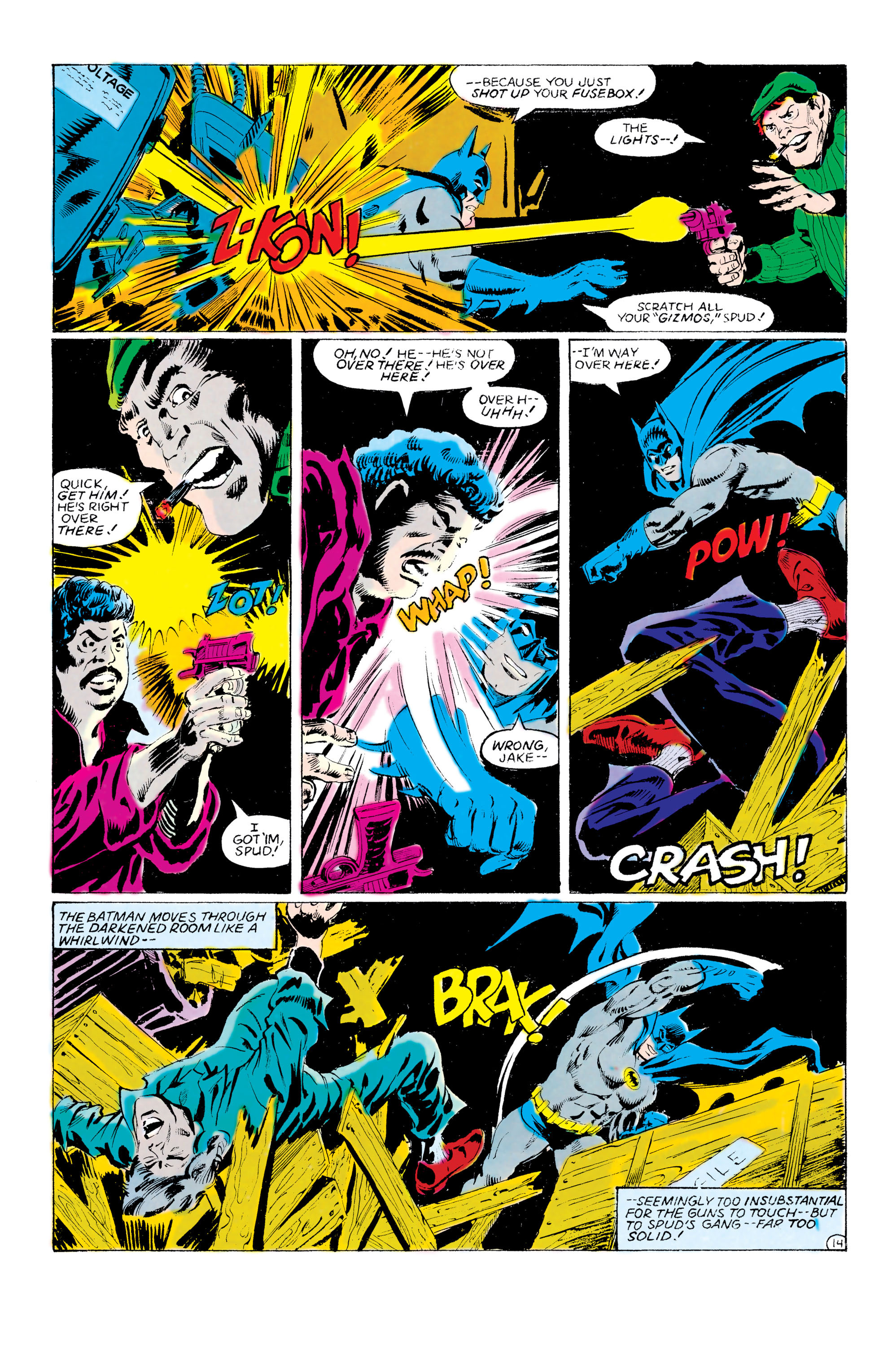 Read online World's Finest Comics comic -  Issue #308 - 15