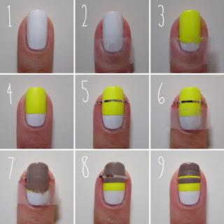 Nail Art ou dessin sur ongles