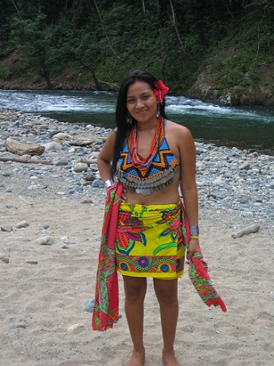 The Girl From Panama