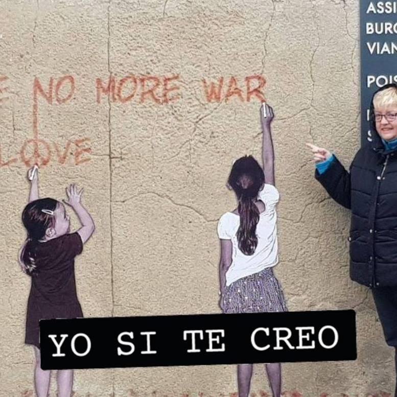 cfc72f0d8 María Luisa Cortés vive en Guadalajara (España) es ilustradora y escritora
