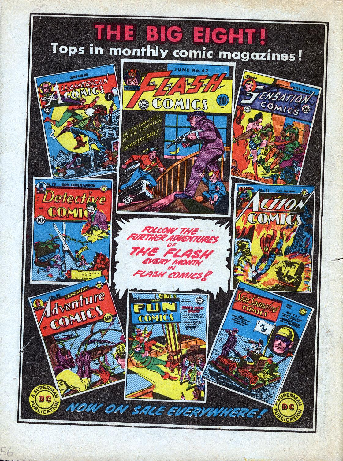 Read online All-Flash comic -  Issue #10 - 59