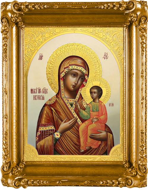 Икона Божья Матерь «Иверская»